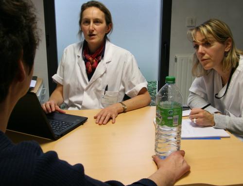 Ouverture d'un service d'hospitalisation de jour en addictologie
