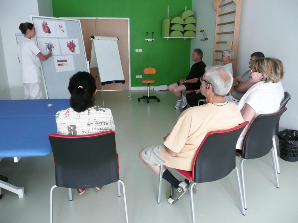 salle-Éducation thérapeutique